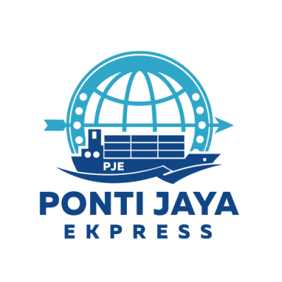gambar logo tentang pt ponti jaya ekpress kami